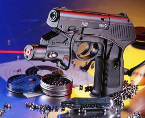 American Airguns - The Gamo P23 Air Pistol